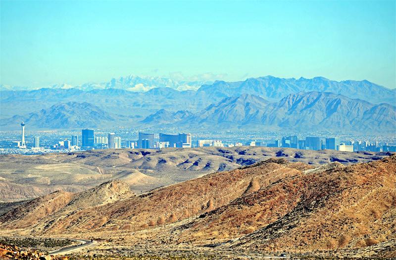Klima In Las Vegas