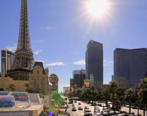 Las Vegas Temperaturen